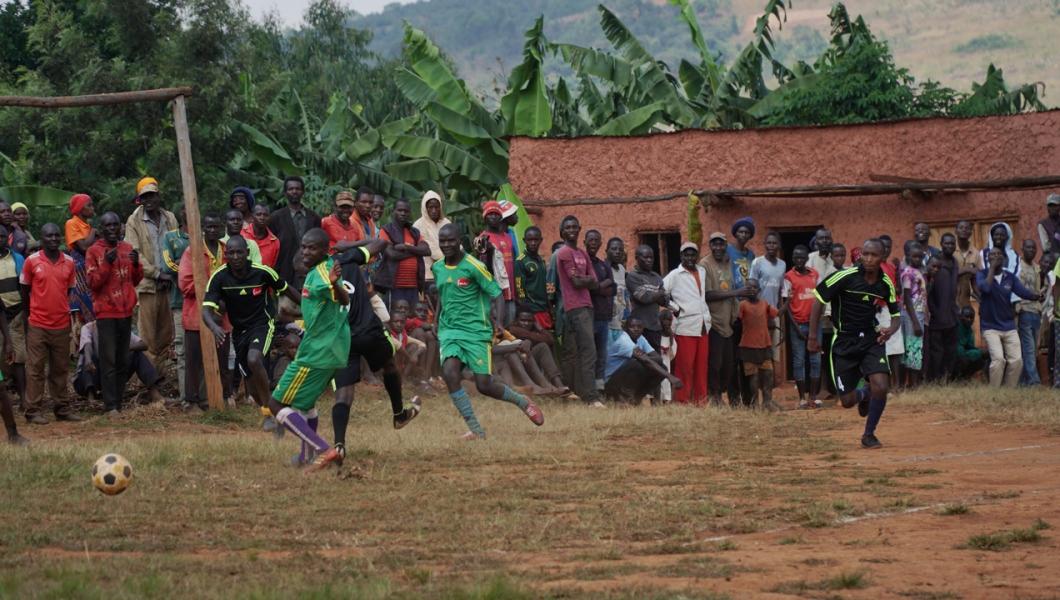 Muyinga-Match de foot